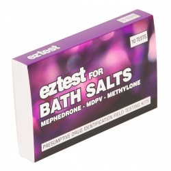 Ez test for Bath Salts x10