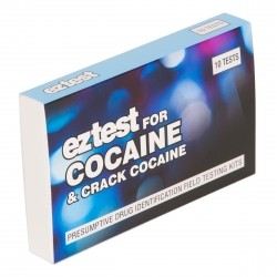 EZ Test for Cocaine x10