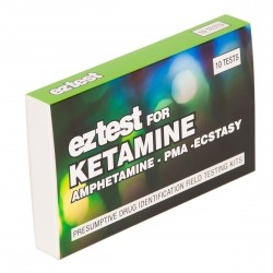 Ez Test for Ketamine x10