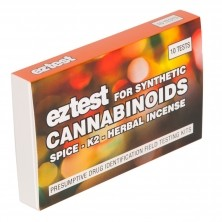 Ez Test for Synthetic Cannabinoids x10