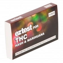 Ez Test for THC x10
