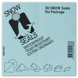 Snow seals Small 30