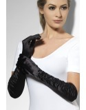 gloves zwart