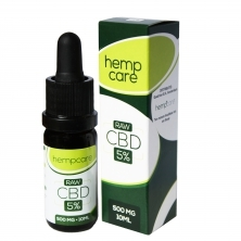 Hempcare CBD RAW 5% - 30 ML