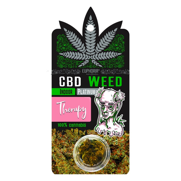 CBD Weed Therapy