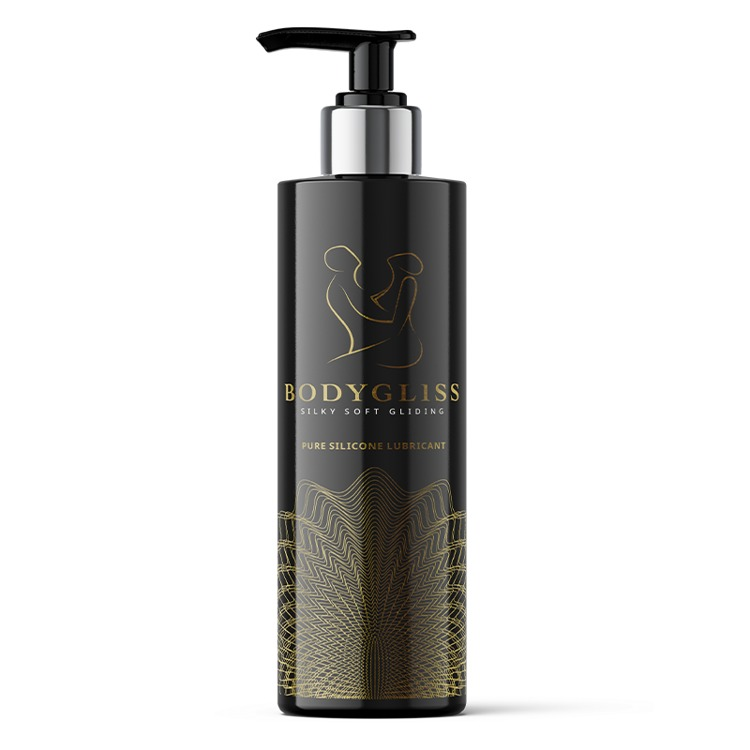 BodyGliss Black 150 ml