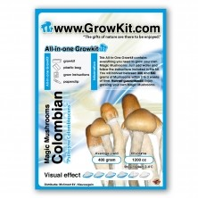COLOMBIAN ALL IN ONE GROWKIT 250 CC