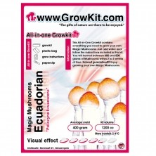 EQUADORIAN,ALL IN ONE GROWKIT 250CC